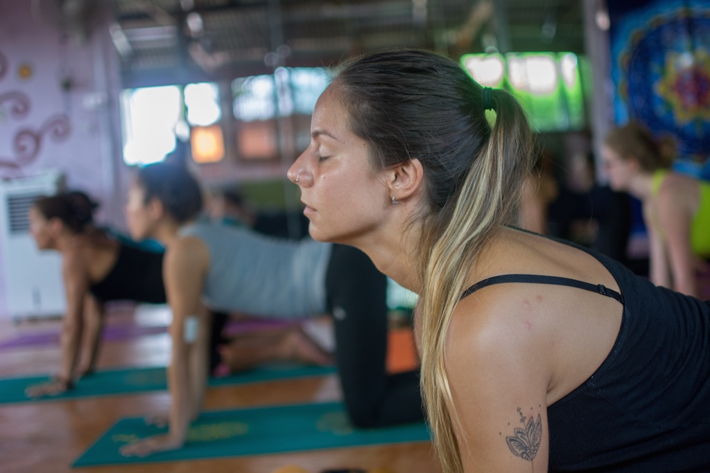 Yoga in Krabi