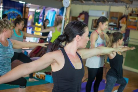 Experienced yoga teachers in Krabi