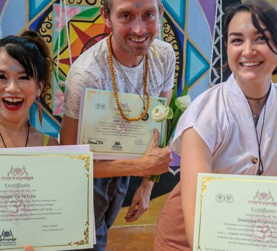 50 hour Yoga Teacher Training Krabi