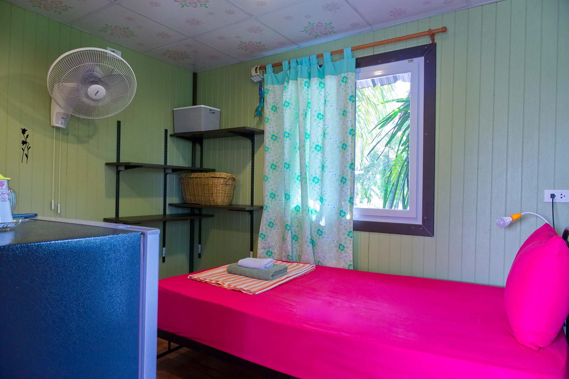 Standard Bungalow at Yoga Guesthouse Thailand