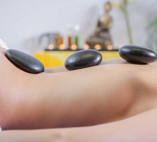 Holistic Hot Stone Massage in Thailand Krabi